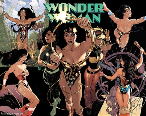 Online wonder woman comics hot