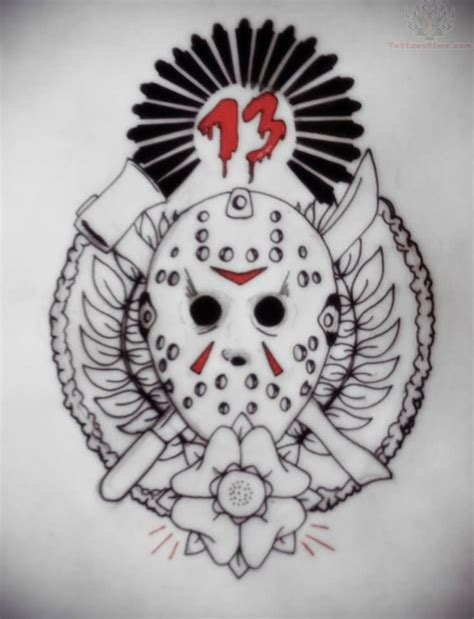 jason tattoo designs jason images designs