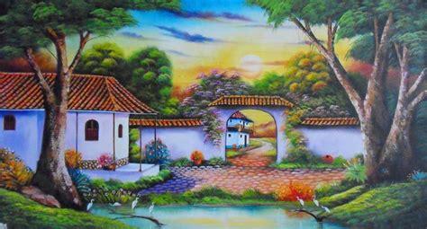 imagenes de paisajes bonitos y faciles pintura moderna y fotograf 237 a art 237 stica paisajes colombianos