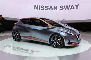Nissan Electric Cars 2017 Next Nissan Leaf Better Range And All New Design