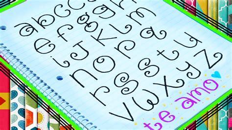 imagenes muy bonitas con letras aprende letras bonitas mariana youtube