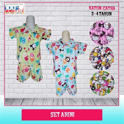 Setelan Anak distributor setelan anak murah sentra produsen baju