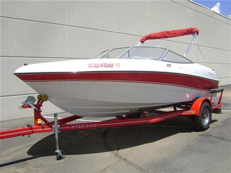 four winns boat alarm four winns 180 le boats for sale