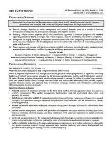 Attorney Resume Samples Litigation Attorney Resume Example