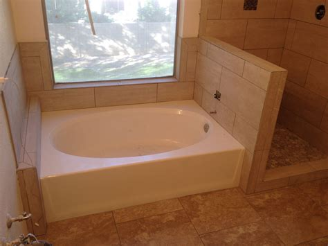 garden tub tile surround garden tub hot tub garden shower tub