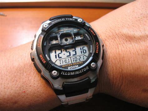 Jam Tangan Es20051b05x Original Garansi Resmi jual jam tangan digital pria casio original garansi resmi 1 tahun ae 2000wd 1av ayotaya