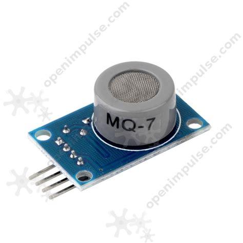 Sensor Mq 7 mq 7 gas sensor module open impulseopen impulse