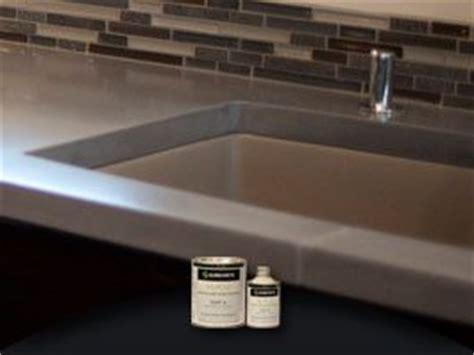 High Gloss Concrete Countertop Sealer by Concrete Countertop Sealers For Kitchens And Bathrooms