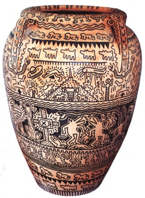 Keith Haring Vase by 720 Best Images About Keith Haring On Keith