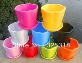 Big Plastic Flower Pots Popular Large Plastic Flower Pots Buy Cheap Large Plastic