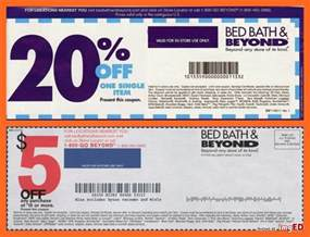 bed bath beyond coupons total 10 coupons 4 x 5