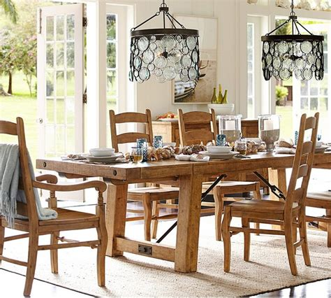 Pottery Barn Dining Rooms by Pottery Barn