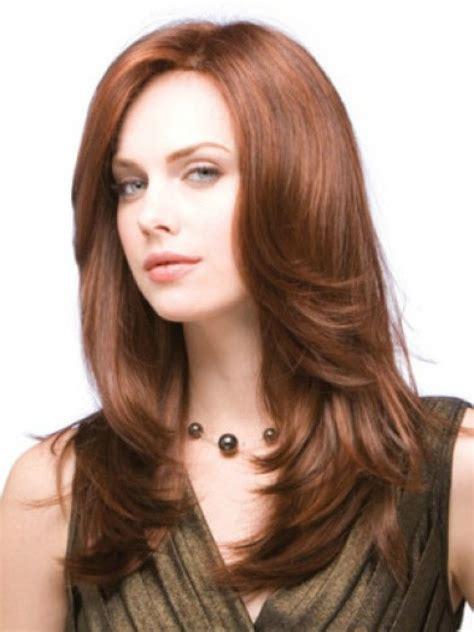 hair style of karli hair heat resistant promotional sexy ladies s hair medium long