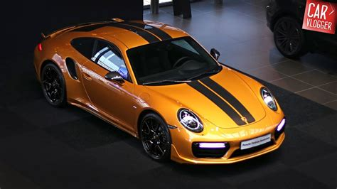 porsche 911 inside inside the porsche 911 turbo s exclusive series 2017