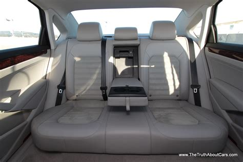 volkswagen cer inside review 2012 volkswagen passat sel 2 5 the about cars