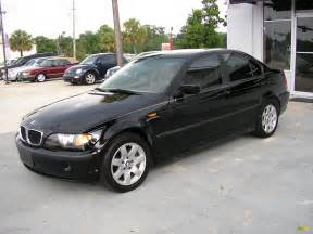 2003 jet black bmw 3 series 325i sedan 238688 gtcarlot