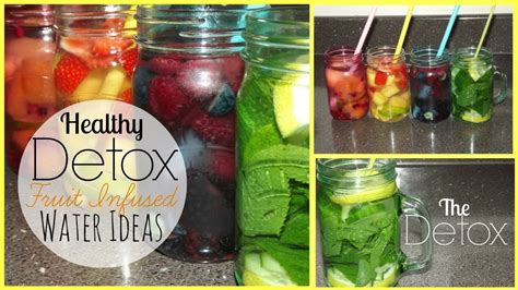 Healthy Detox Infused Water by Healthy Detox Fruit Infused Water Ideas
