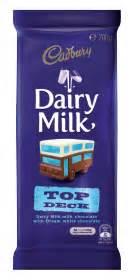 top deck cadbury top deck block