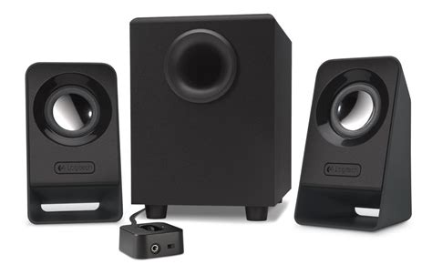 Speaker Z213 Logitech Logitech Z213 Multimedia Speakers 2 1 Stereo Speakers