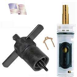 replacing a moen kitchen faucet cartridge replacement kit for moen 1222 1222b cartridge shower