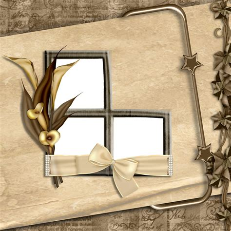 4 designer european and american collage style photo frame 3