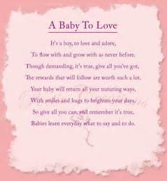 Baby poems baby to love poem baby cards short poems babys poem