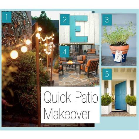 quick backyard makeover a quick patio makeover craftivity designs