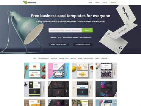 business card templates ai files freebcard webdesign free psd ai eps business card