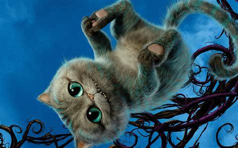 filme schauen cats foto alice im wunderland 2010 katze cheshire cat film