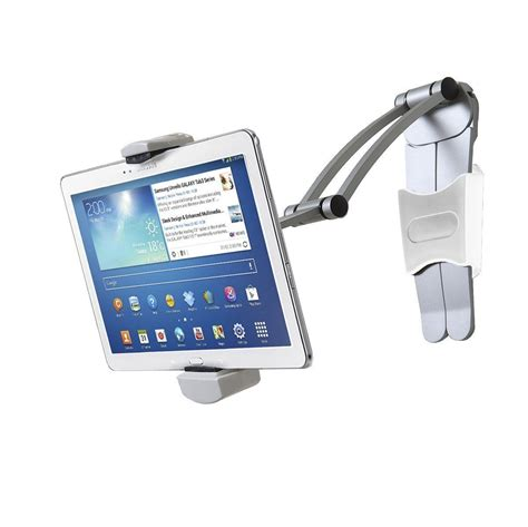 tablet ipad mount holder stand wall adjustable cl