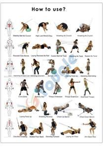 new 11 pcs set resistance bands workout exercise