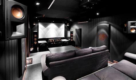 inspiring elegant black room designs house design