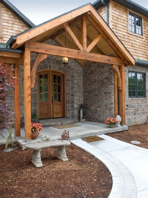 covered front porch plans best 25 front porch addition ideas on porch