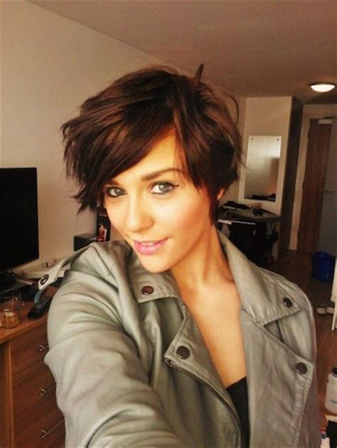 ruffled pixie hair cut 1000 images about layered pixie hair styles on pinterest