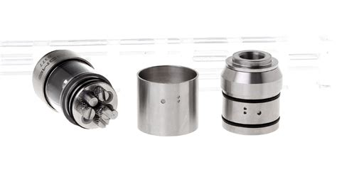 5 94 dome style rba rebuildable atomizer 2 5ml for nemesis mods 510 adapter at fasttech