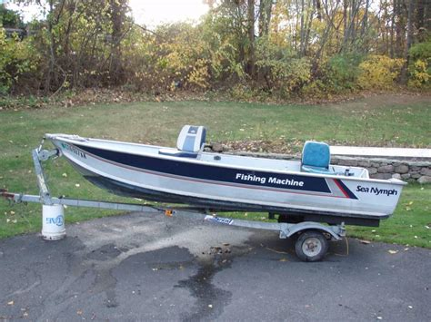 free boats ct sea nymph fm 146 sold free classifieds buy sell trade