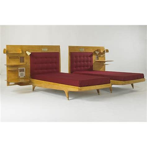 gio ponti mobili gio ponti pair of beds ambrosini mobili italy