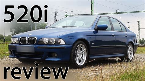 bmw 520i 2002 bmw 520i e39 start up exhaust and in depth review