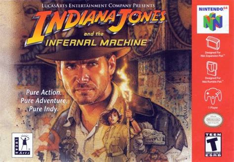 infernal machines books indiana jones and the infernal machine nintendo fandom