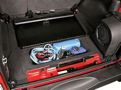 jeep wrangler storage safe storage jeep wrangler safe storage