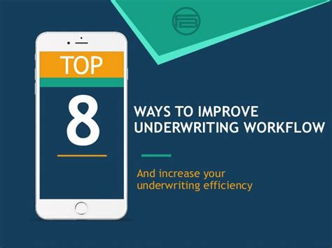 improving workflow top 8 ways to improve underwriting workflow