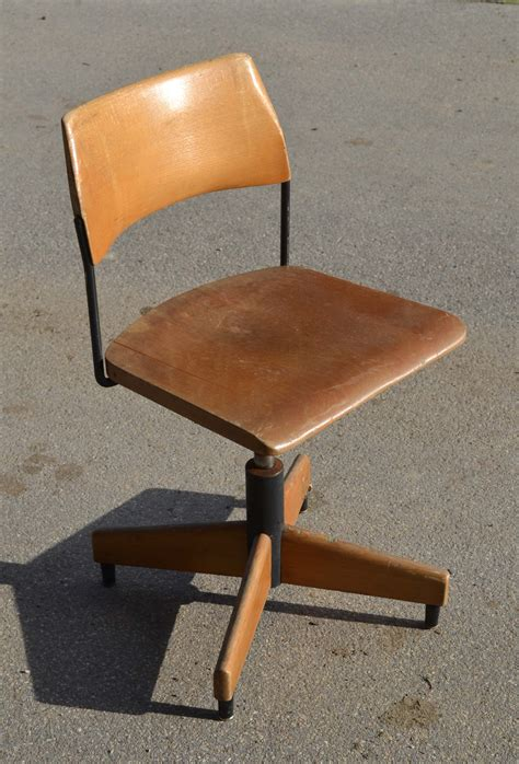 chaise de bureau vintage rrrr