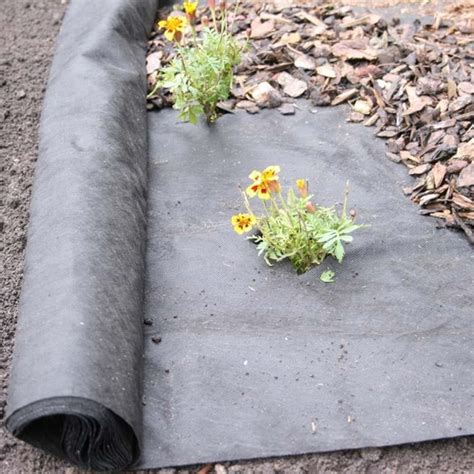 Landscape Fabric Prevent Weeds Ground Cover Landscaping Fabric Mat Buy