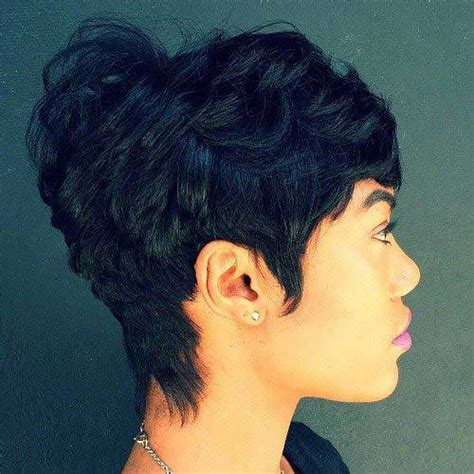 Hairstyles For Black Hair Pixie Cut by 20 Pixie Hairstyles For Black Hairstyles