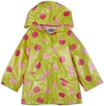 Osh Kos Green Dress osh kosh toddler all print coat green 3t clothing