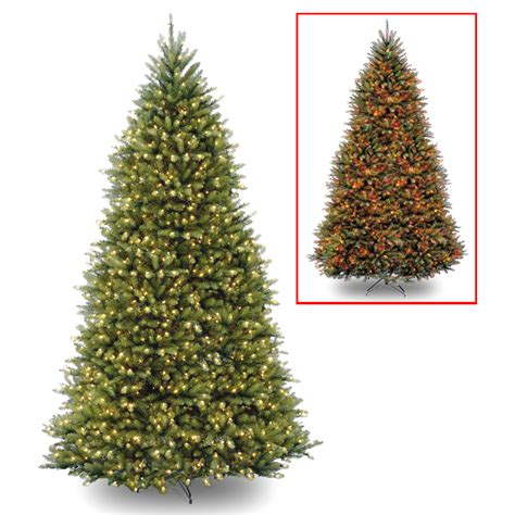 christmas trees artificia l k mart national pre lit tree kmart
