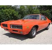 1969 Pontiac GTO The Judge For Sale  ClassicCarscom