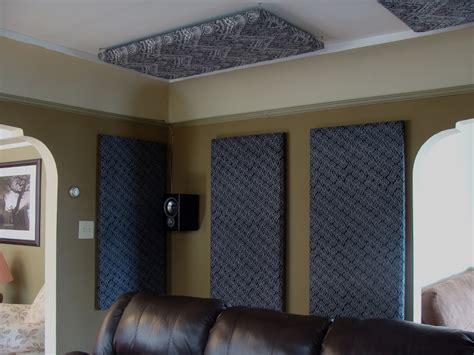 build   acoustic panels diy