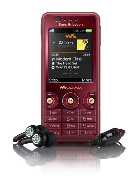 Hp Sony W660i sony ericsson w660i 3