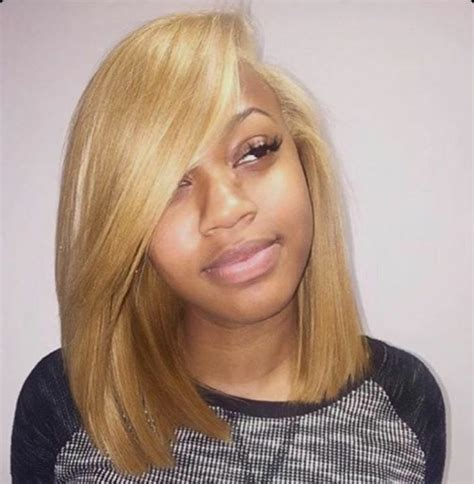 blonde bob sew in 1000 images about hair on pinterest lace closure